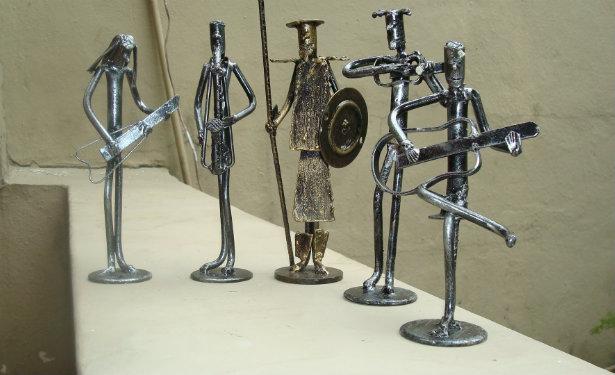 Nails clipart scrap metal Scrap Have Where Art! Sculptures