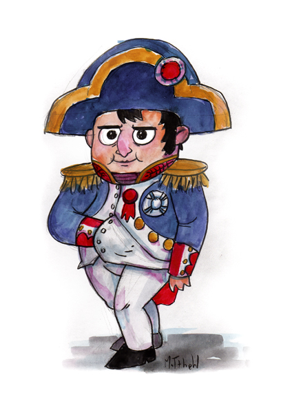 Napoleon clipart Clipart  character cartoon bonaparte