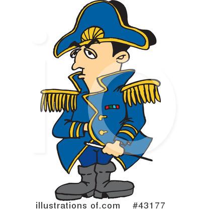 Napoleon clipart Napoleonic Code Clipart Illustration Holmes #43177 Dennis Clipart
