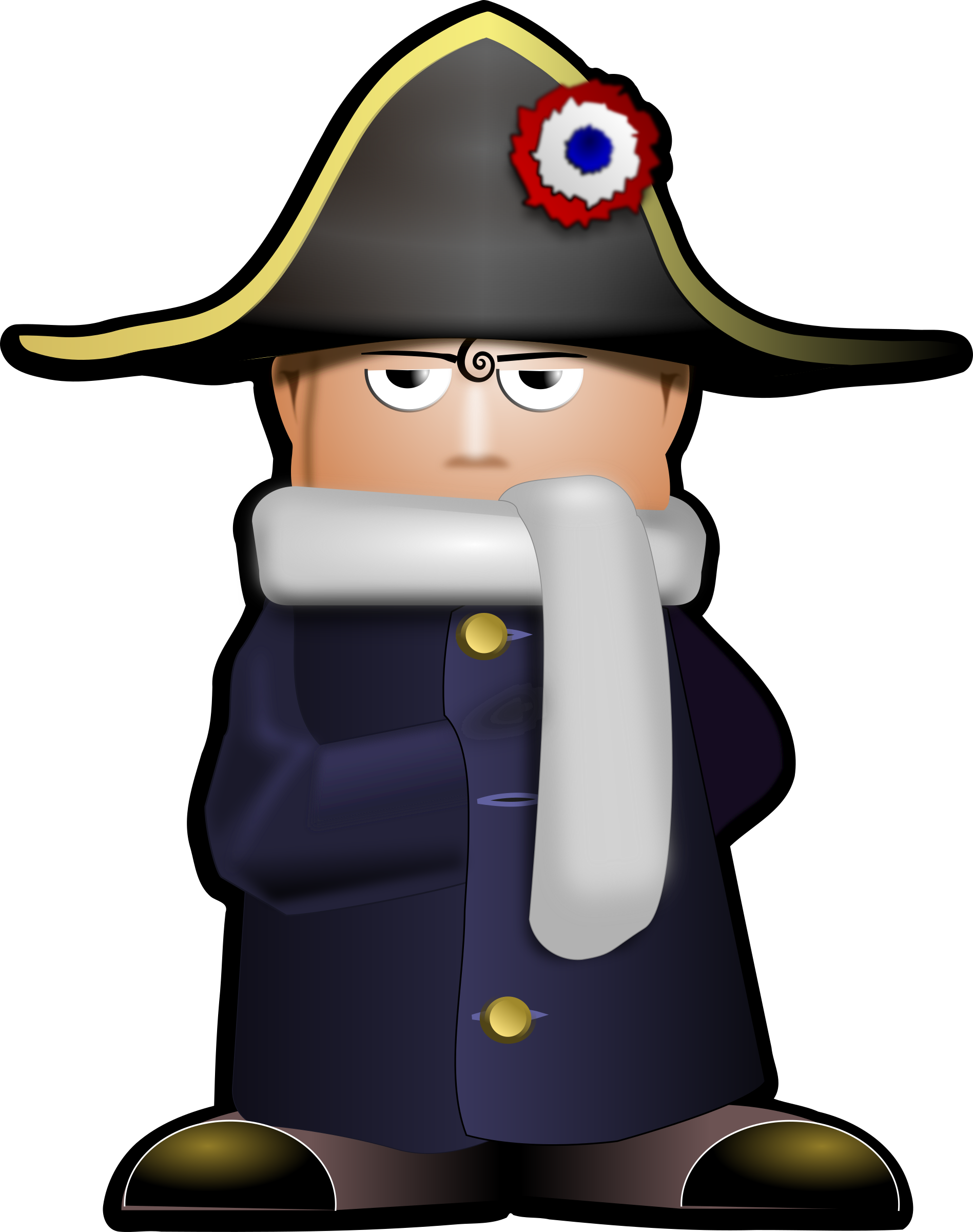 Napoleon clipart Napoleon Hat Clipart Napoleon Napoleon Clipart