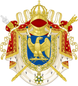 Napoleon clipart Arms of Imperial coat Wikipedia