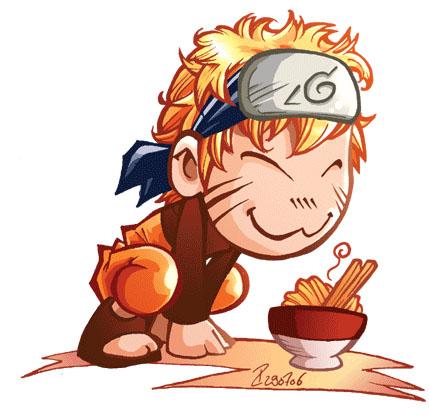 Naruto clipart chibi ramen On by naruto ramen dekarogue