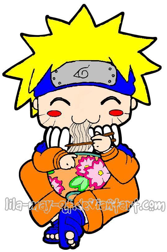 Naruto clipart chibi ramen Ramen Naruto Kiba Chibi for