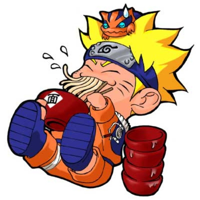 Naruto clipart chibi ramen & :3 Pinterest Chibi on