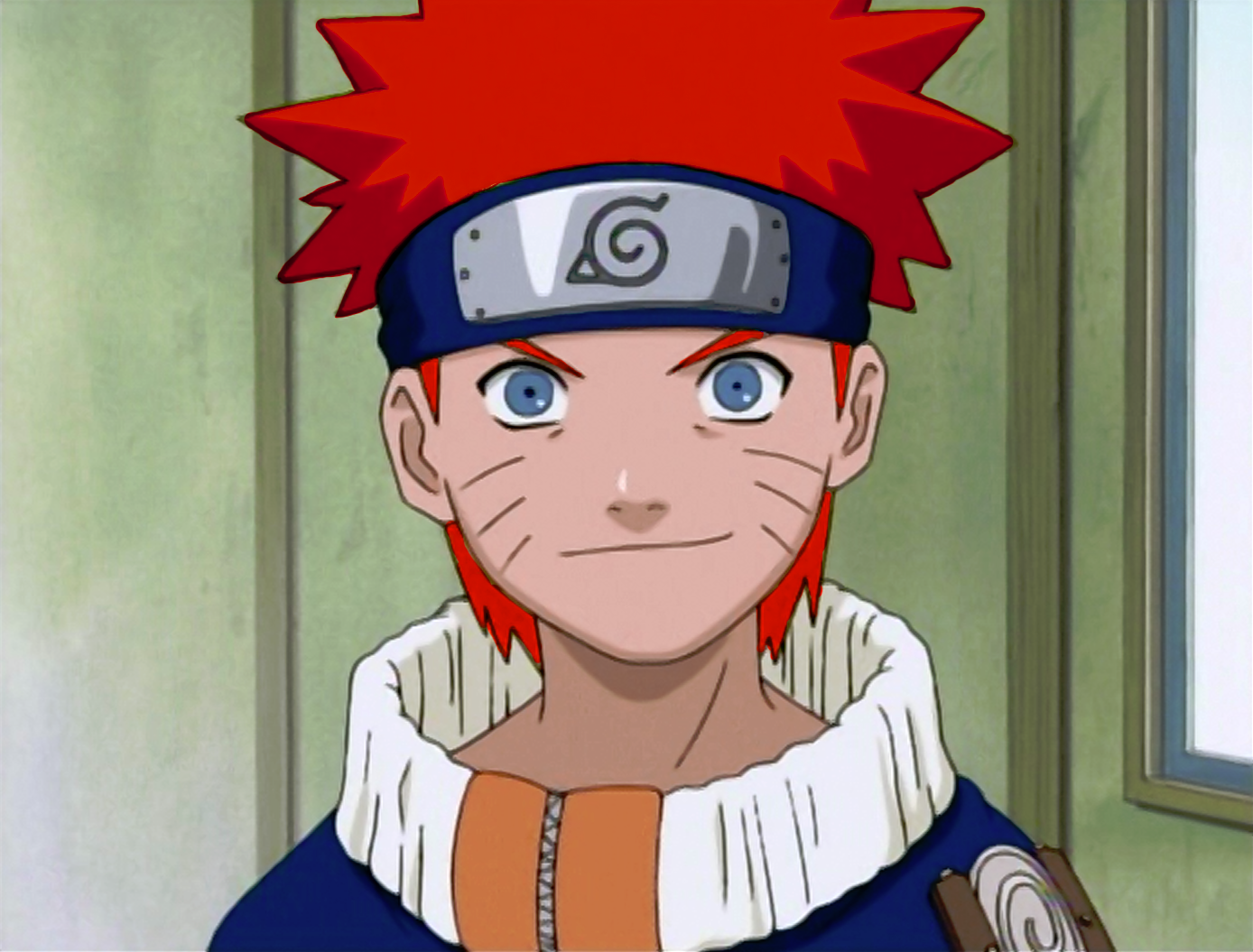 Naruto clipart hair Was if cooler he would