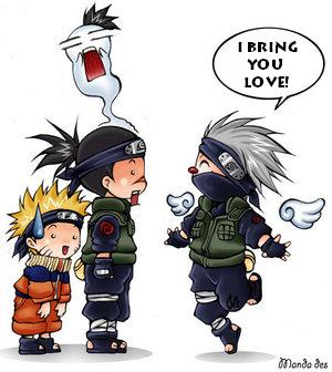 Naruto clipart little Luking cute enthusiasts! for the
