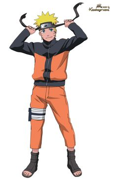 Naruto clipart little  Join Naruto http://newsina Online
