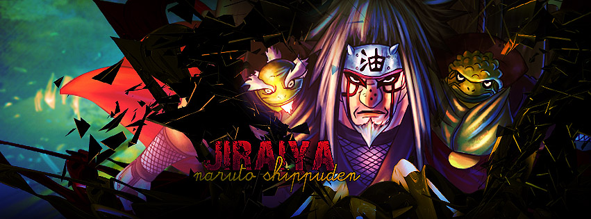 Naruto clipart naruto shippuden On by Jiraiya by ~