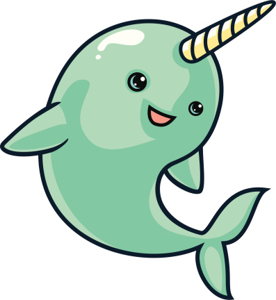 Narwhal clipart Clipart Gclipart Free Narwhal –