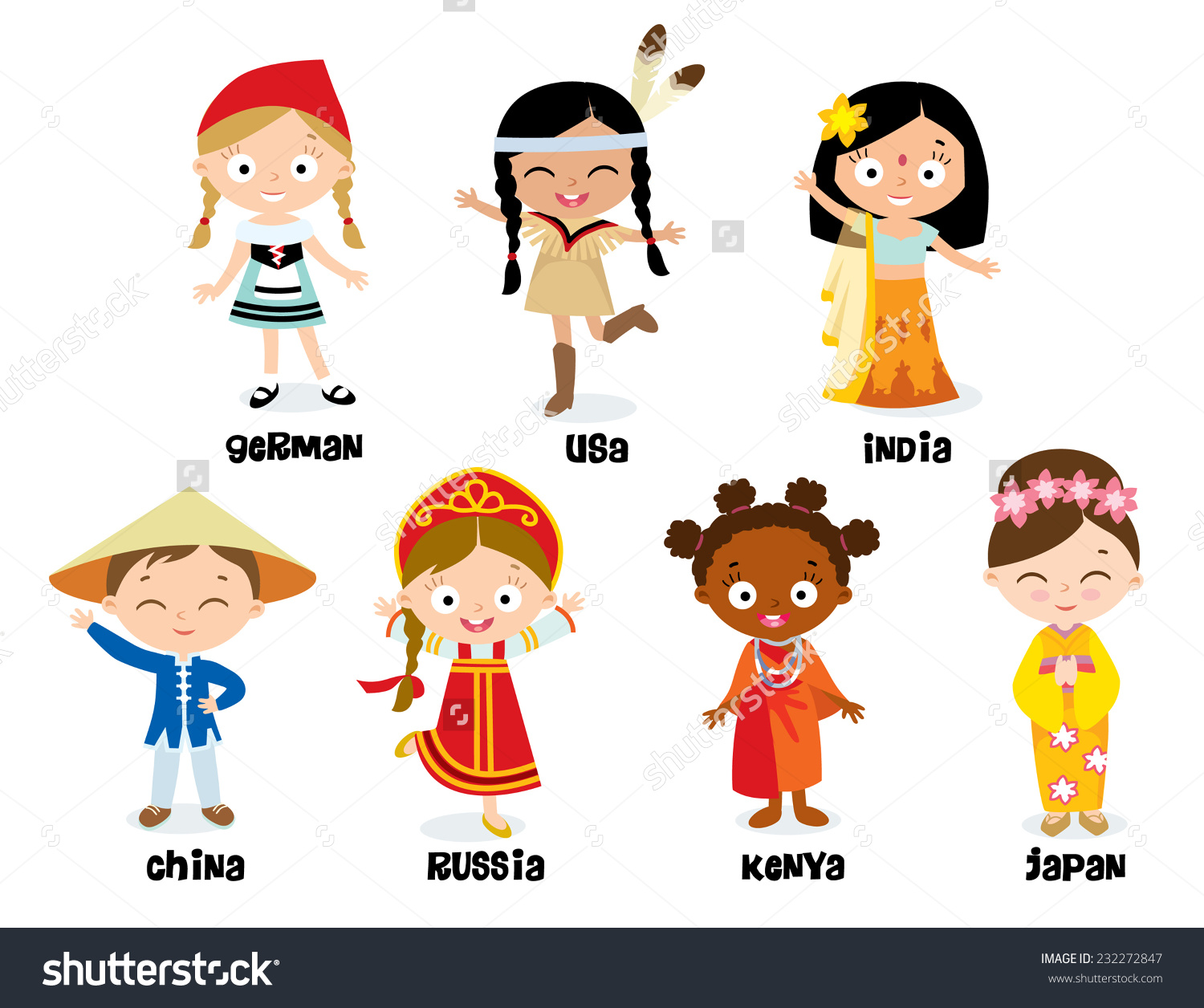 National Dress clipart #5