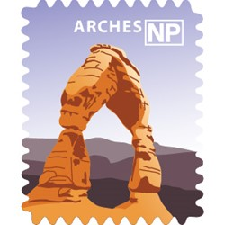 Arch clipart national park #10