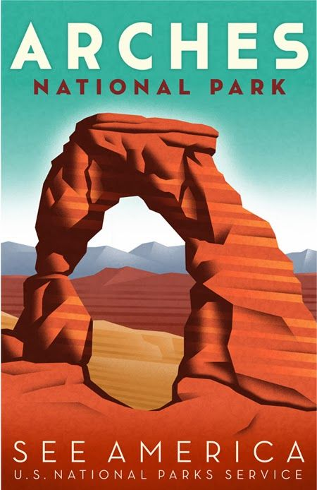 Arch clipart national park #4
