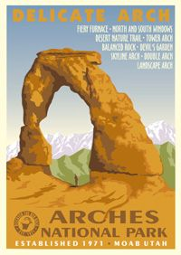 Arch clipart national park #9