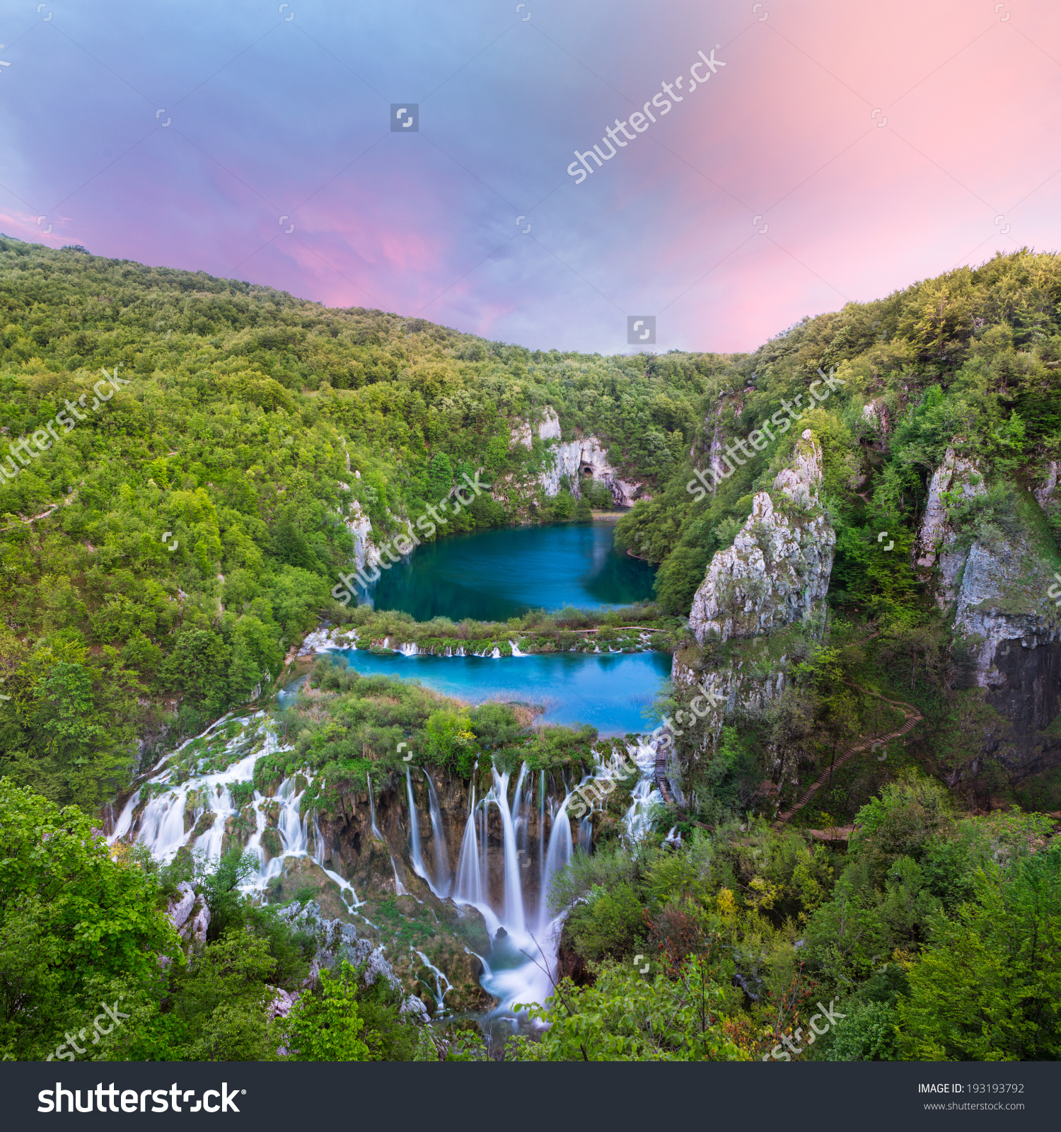 National Park clipart forestry Plitvice Download #6 Park
