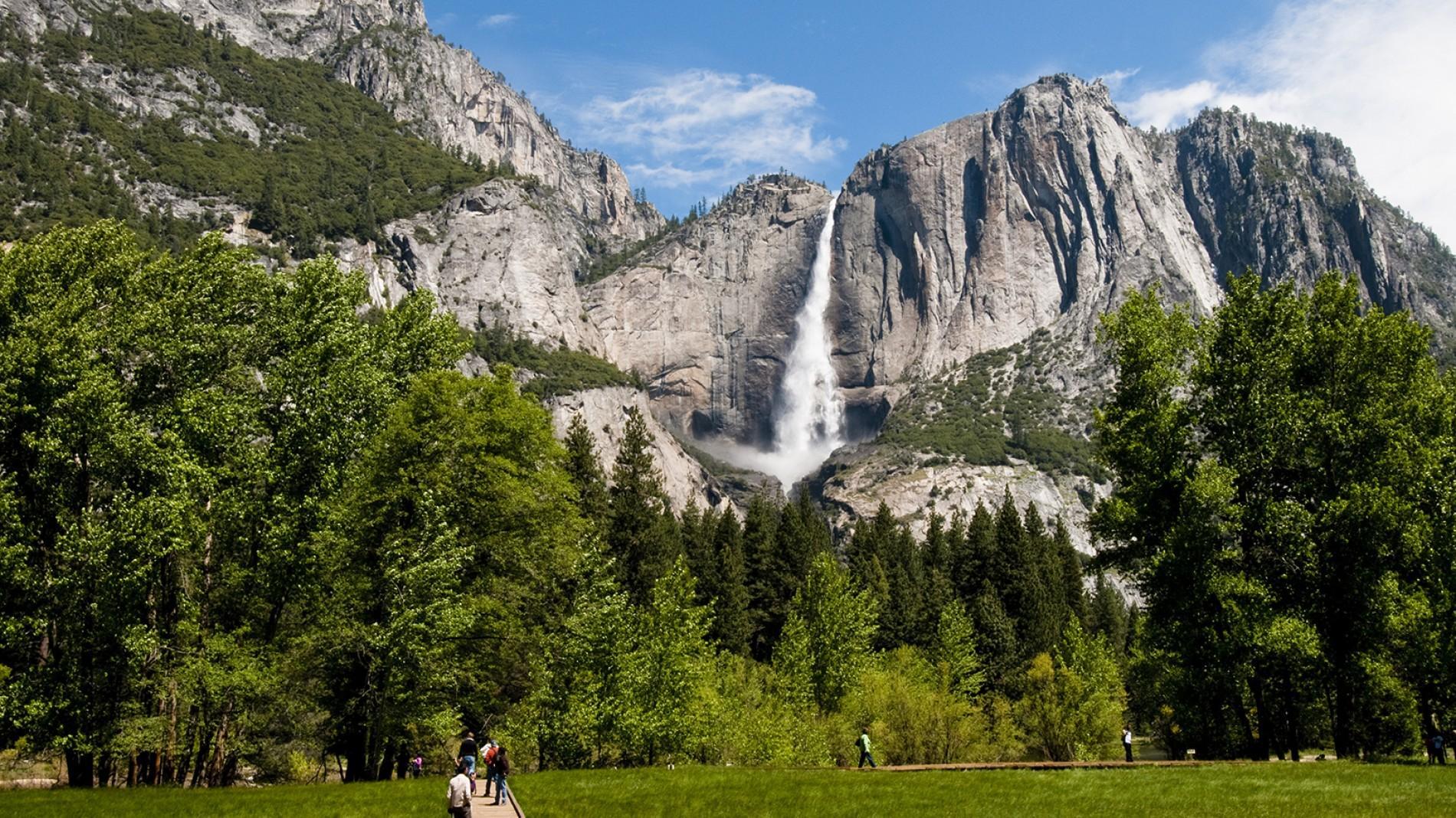 National Park clipart nature park Park Parks National National Yosemite