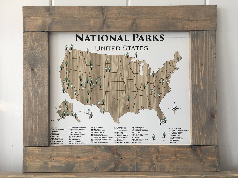 National Park clipart woods #5