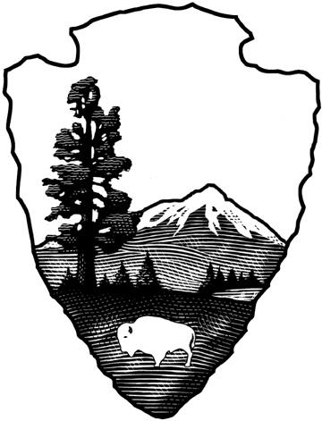 National Park clipart woods #4