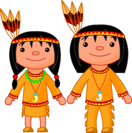 Native American clipart Clipart native Free pedia kids