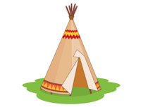 Native American clipart Clip Indian Kb Pictures 69