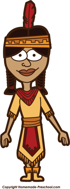 Native American clipart animated Free Save to Click Image