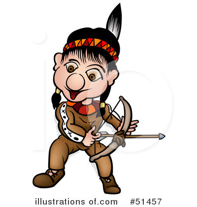 Native American clipart animated By American Illustration (RF) Free