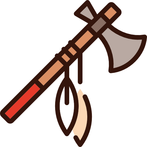 Native American clipart axe Tomahawk Native American icon Axe