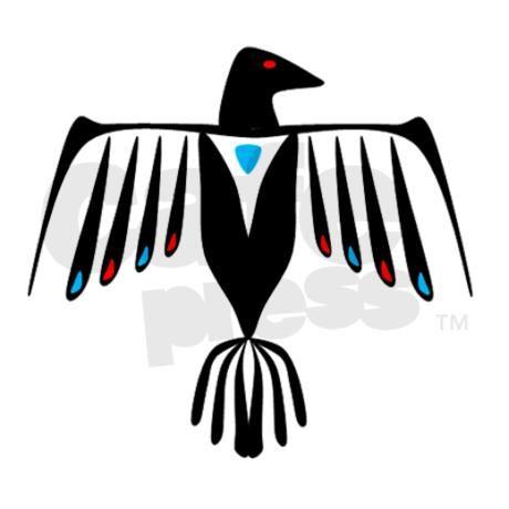 Native American clipart bird 357 American Native on Native
