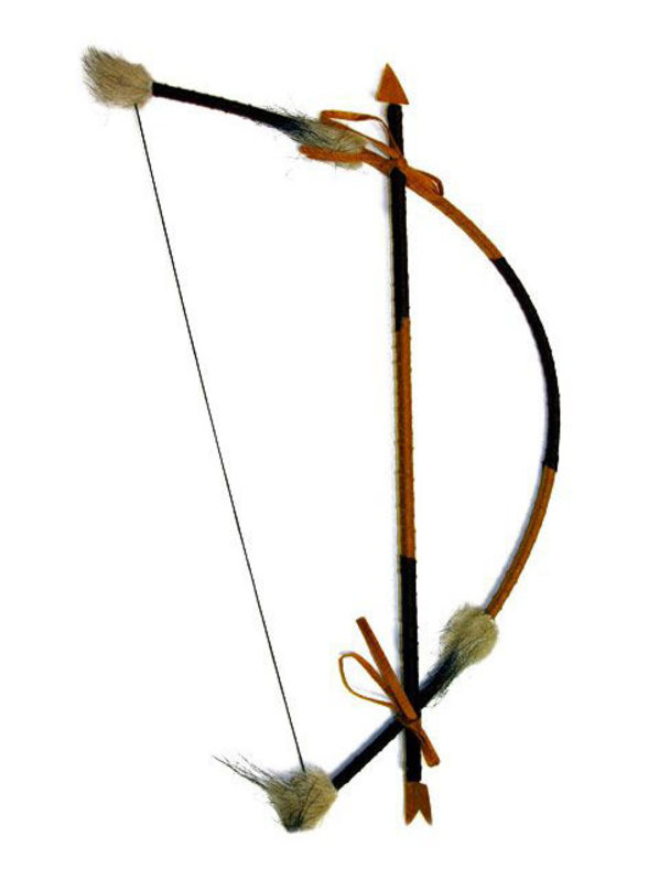 Native American clipart bow and arrow Image Native Halloween Larger Indian