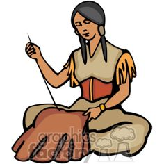 Native American clipart cooking Pinterest Panda Images Indian Native