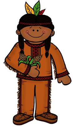 Native American clipart cute SVG Search Google Boy Thanksgiving