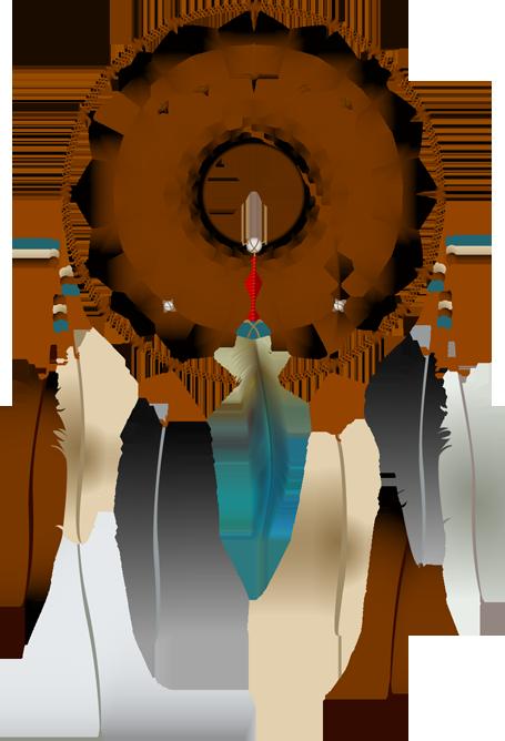 Native American clipart dream catcher American Pinterest · Nerdette ·