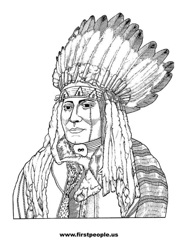 Native American clipart face Clipart to Other Americans images