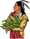 Native American clipart farming Thanksgiving American Thanksgiving Native graphics