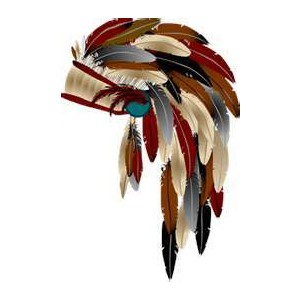 Native American clipart feather American Pride Search clip Results