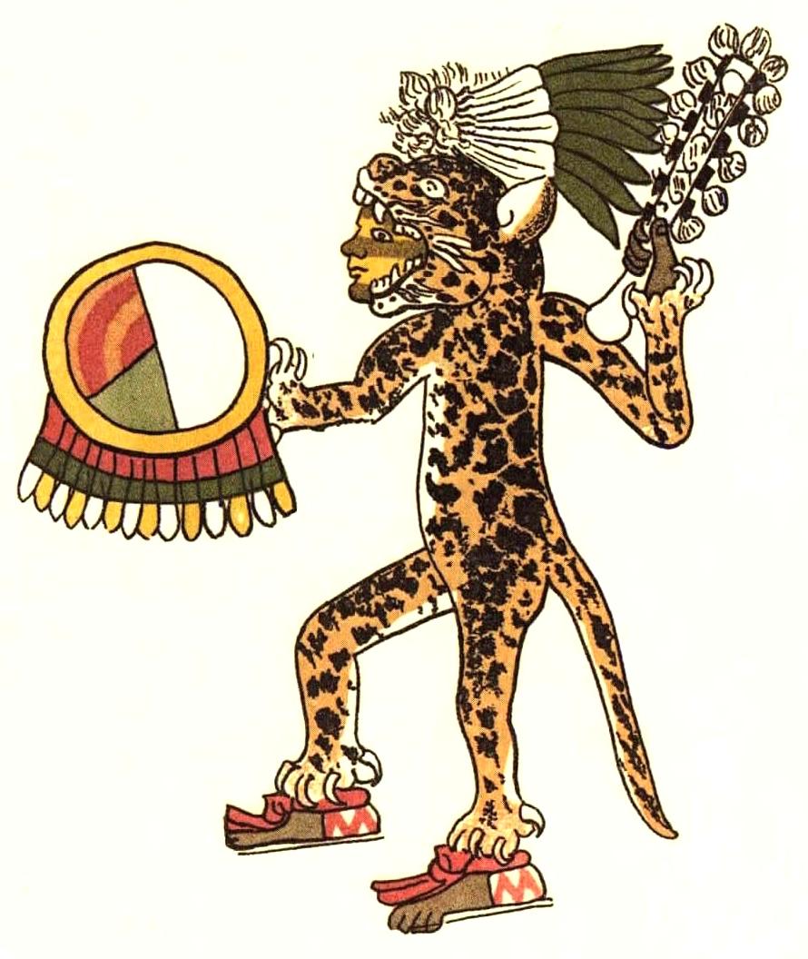 Soldiers clipart aztec Warrior Wikipedia  Jaguar