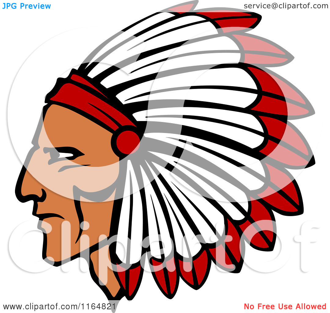 Native American clipart indian hat Native Indian art Hat american