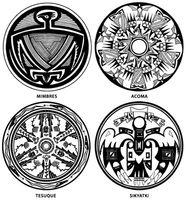 Tribal clipart circular Need Design American 040811» Clip