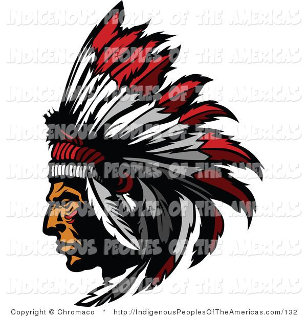 Native American clipart indigenous person Wearing Present: American of images