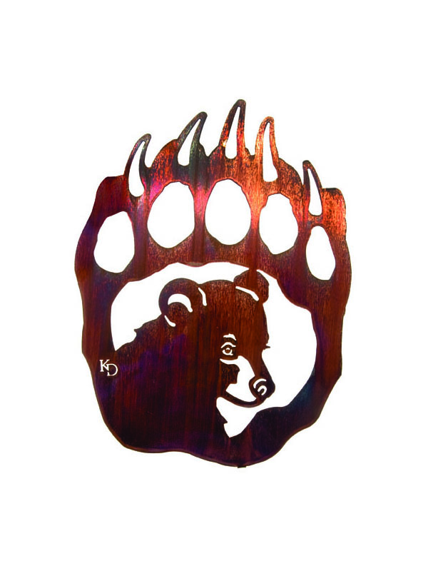 Paw clipart black bear Paw tattoo paw Bear bear