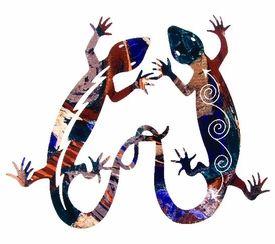 Native American clipart lizard Plasma cut american best about