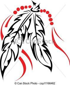 Aboriginal clipart indian feather Art Feather Native American Art