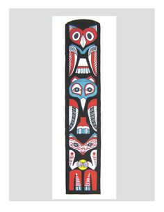 Native American clipart totem pole Class 5: Pacific Northwest Northwest