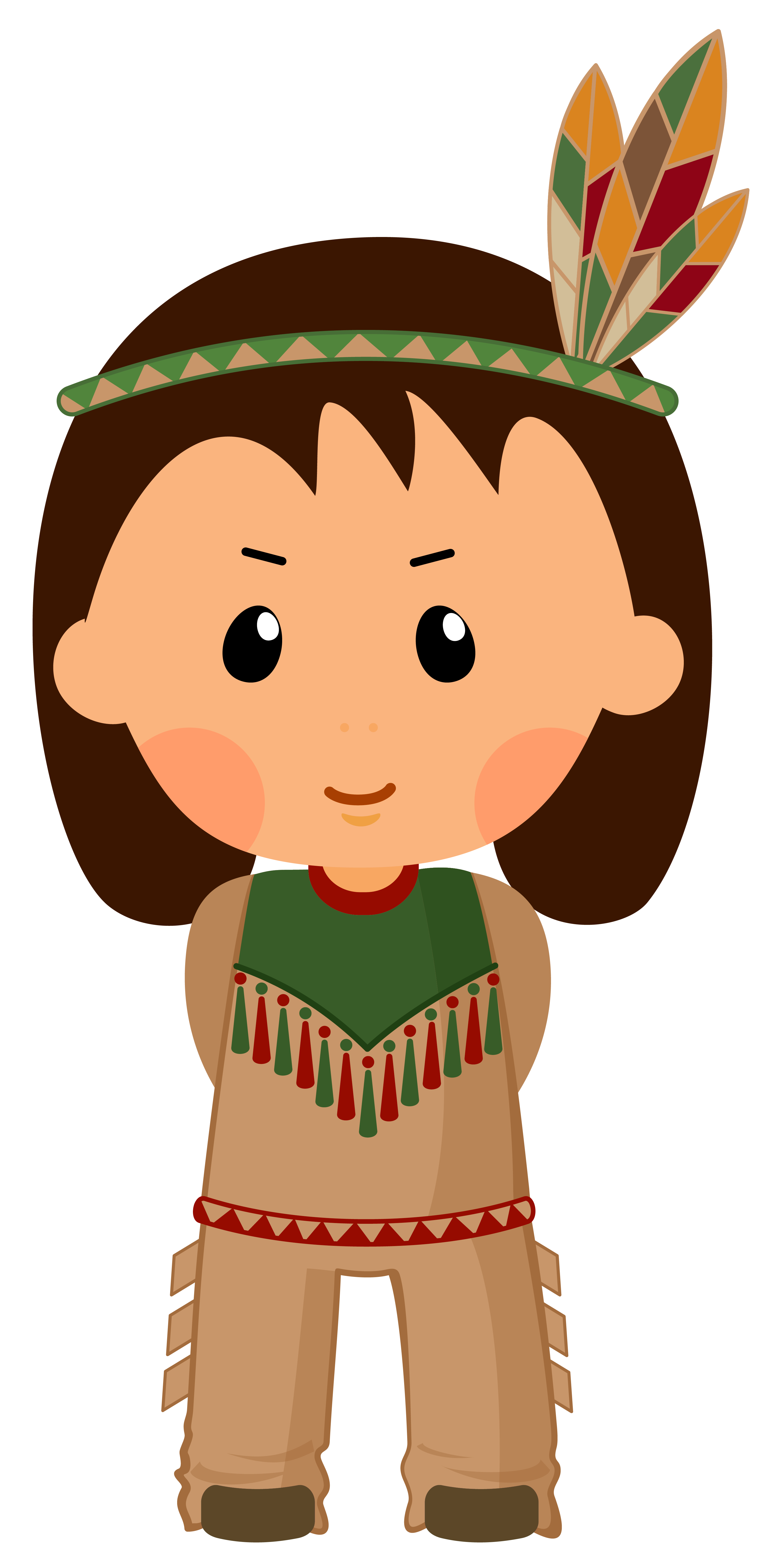 Native American clipart transparent Clipar Native PNG Yopriceville American