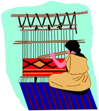 Native American clipart weaving American (44+) native Native weaving