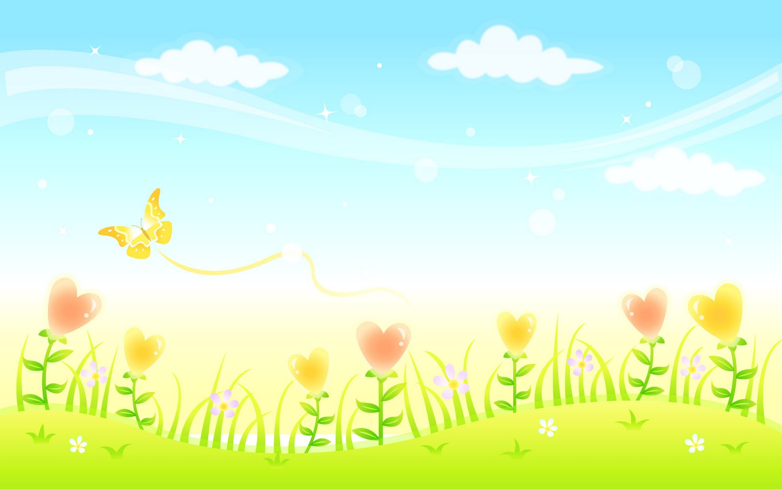 Nature clipart backround #2