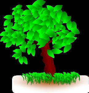 Nature clipart big tree Com vector clip Clip With