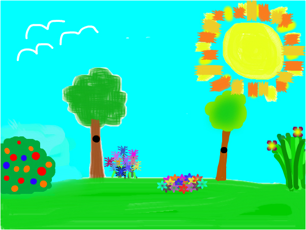 Nature clipart florida Kid Clipart Clipart Nature natures