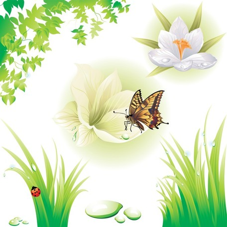 Nature clipart nature background Background Art Background Library title=Green