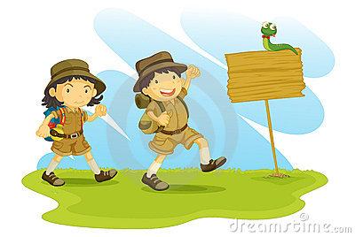 Nature clipart nature walk #3