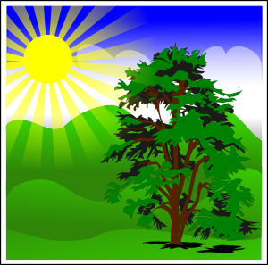 Nature clipart nice weather #4
